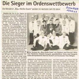 Extrablatt 12.03.2003