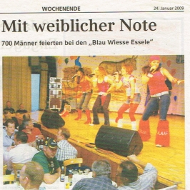 Extrablatt 24.01.2009