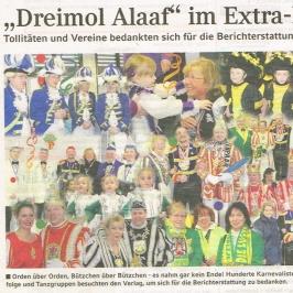 Extrablatt 13.02.2010