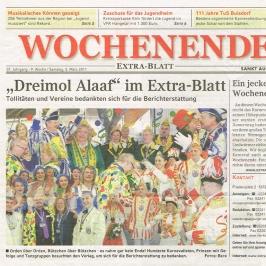 Extrablatt 05.03.2011