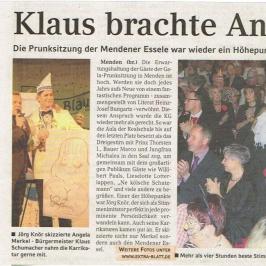 Extrablatt 01.02.2012