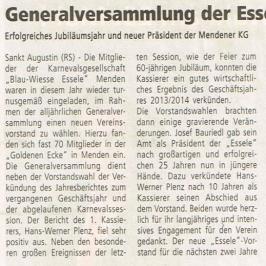 Extrablatt 17.05.2014