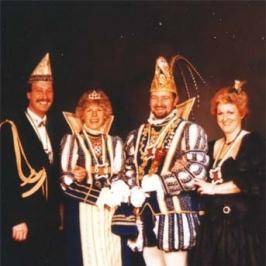 1988 Heidi 1. Wolfgang 1.
