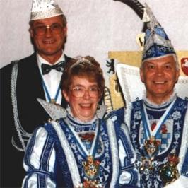 1995 Marianne 1. Gerhard 2.